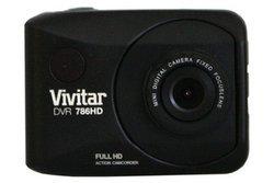 DVR786 HD - NoirUSB Micro SD Noir étanche Caméra sport 12 Mpixel 583 g 6 cm