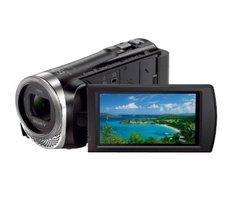 """HDR-CX450 - NoirOptique Micro SD 6 Lux Noir Micro SDHC Wi-Fi 460 000 pixels 30x microSDXC caméscope 0.25 Mpixel 5.8"""""""