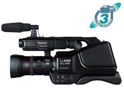 "AG-AC8USB Optique Carte Mémoire HDMi Secure Digital Secure Digital HC Sortie AV SDXC Full HD N/A Go familial 3"" 460 800 pixels Stéréo semi-pro CMOS Mpeg-4 1400 20.4 Mpixel 8.04 Mpixel 21x 2270 g"