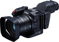 """XC10 4K - Noir USB Optique Secure Digital Electronique Noir 1040 g Wi-fi 3"""" 10x 12 Mpixel Professionnels Mini jack"""
