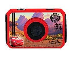 Cars DJA400DC USB Micro SD Rouge 5 Mpixel 4,5 cm Enfant 32 g