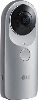 360 - GrisMicro SD Wi-fi Caméra sport GPS Bluetooth Sortie USB 72 g Gris 13 Mpixel Sans Ecran