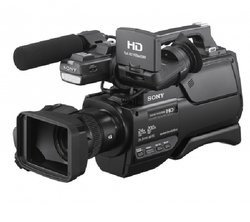 """HXR-MC2500E USB Optique HDMi Secure Digital Memory Stick Duo Pro Noir Sortie composite 3"""" 12x 921000 pixels Classique 6.14 Mpixel 0,8 lux 2.8 kg"""