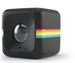 "Cube - Noir USB poche Micro SD Bleu étanche Caméra sport 1.7"" 32 Go 6 Mpixel"