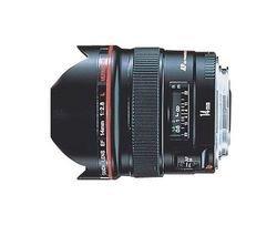Objectif EF 14mm F/2.8L USMNoir De F/2.8 à F/3.4 Avec Autofocus Compatible Canon Non-Stabilisé 14mm Fisheye Fisheye Canon 14mm