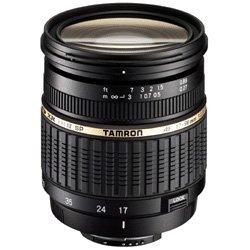 Objectif 17-50mm F2,8 SP DI-II LD Asphérique pour NikonDe F/2.8 à F/3.4 Transtandard Reflex Nikon Compatible Nikon