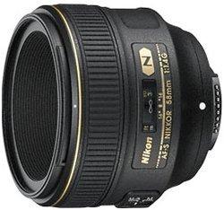 58mm F/1.4 AF-S GFocale fixe Compatible Nikon