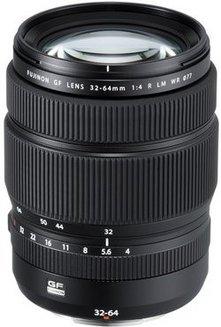 GF 32-64mm F/4 R LM WRNoir Transtandard Compatible Fujifilm 32mm 64mm