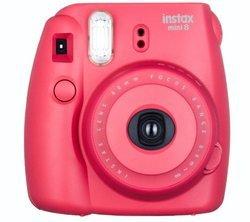 Instax Mini 8 - Rouge