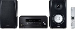 MCR-N570D - NoirBluetooth WiFi Compatible DLNA Bluetooth 2 x 22 Watts Chaîne HI-FI