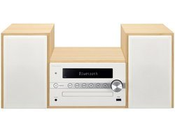 X-CM56 - Blanc2 x 15 Watts Bluetooth USB CD/CD-R/CD-RW/CD MP3 Micro chaîne Avec Tuner NFC