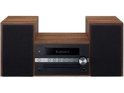 X-CM56 - Noir2 x 15 Watts Bluetooth USB CD/CD-R/CD-RW/CD MP3 Micro chaîne Avec Tuner NFC