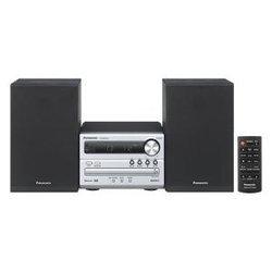 SC-PM250 - SilverChaîne compacte CD Port USB/MP3 Bluetooth 20 Watts