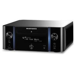 MCR611 N1B - NoirPort USB WiFi Bluetooth CD/CD-R/CD-RW/CD MP3 WMA/MP3 120 Watts Chaîne HI-FI NFC avec télécommande Avec fonction réveil Entrée auxiliaire Horloge intégrée