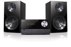 CM2460Port USB 100 Watts Bluetooth WMA/MP3 Micro chaîne Radio FM CD/CD-R/CD-RW RCA