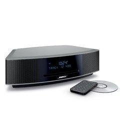 Wave Music System IV Dab - SilverPort USB Port Ethernet Tuner AM/FM Chaîne HI-FI Lecteur CD, MP3 avec télécommande Ecran LCD intégré