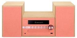 X-CM56 - Rouge2 x 15 Watts Bluetooth USB CD/CD-R/CD-RW/CD MP3 Micro chaîne Avec Tuner NFC