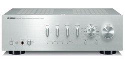 AS801 - ArgentAmpli intégré 91 dB 8 x Entrées audio 2 x Sorties audio 10 Hz à 100 KHz 1 x Port USB 2 x 160 Watts 1 x Entrée coaxiale 1 x Entrée optique