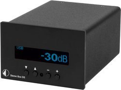 Stereo Box DS - Noir2 x 40 Watts 90 dB 10 Hz à 50 KHz 4 x Entrées DIN / RCA