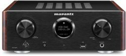 HD-AMP - Noir2 x 70 Watts 2 x Entrées RCA 105 dB 20 Hz à 50 KHz 2 x Port USB 1 x Entrée coaxiale 2 x Entrées optique