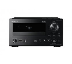 CR-N765 - Black Ampli - tuner 100 dB RDS 10 Hz à 100 KHz 2 x Entrées RCA 2 x Sorties RCA AM/FM 2 x 22 Watts