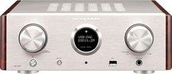 HD AMP1 - Or/Argent2 x 70 Watts 2 x Entrées RCA 105 dB Amplificateur intégré 20 Hz à 50 KHz 2 x Port USB 1 x Entrée coaxiale 2 x Entrées optique