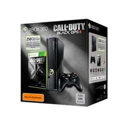 Xbox 360 Slim 250 Go + Call Of Duty Black Ops 2Xbox 360 Xbox 360 Slim
