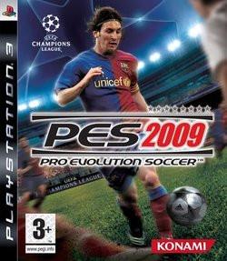 pro evolution soccer 2009 sur clubic