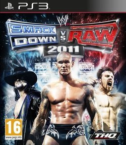 WWE SmackDown vs. Raw 2011Action 16 ans et + THQ