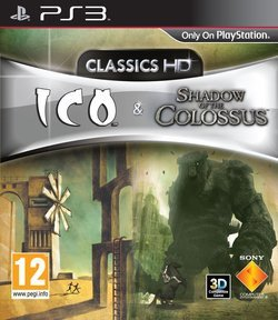 Classics HD : ICO And Shadow Of The ColossusSony