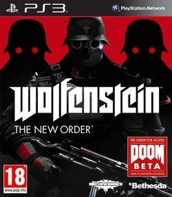 Wolfenstein : The New Order18 ans et + Bethesda Softworks FPS