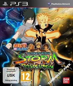 Naruto Shippuden : Ultimate Ninja Storm Revolution12 ans et + Namco Bandai