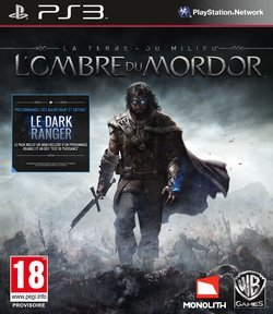 La Terre du Milieu : L'Ombre Du Mordor18 ans et + Warner Bros.