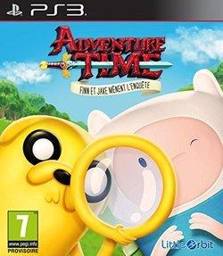 Adventure Time : Finn Et Jake Mènent L'enquête7 ans et + Namco Bandai Games