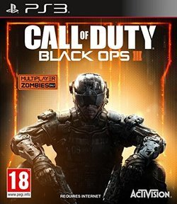 Call Of Duty : Black Ops III18 ans et + Activision