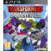 Transformers DevastationAction 12 ans et + Activision Aventure