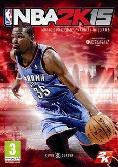 NBA 2K153 ans et + 2K Sports