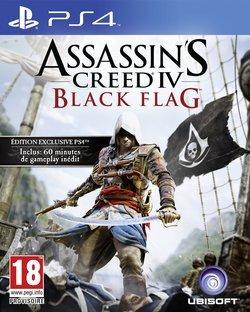 Assassin's Creed 4 : Black FlagUbisoft 18 ans et +