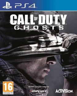 Call Of Duty : Ghosts18 ans et + Activision