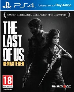 The Last Of Us RemasteredSony 18 ans et +
