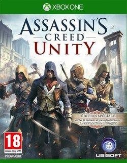 Assassin's Creed Unity18 ans et + Ubisoft