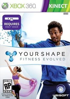 Your Shape : Fitness EvolvedSports Ubisoft