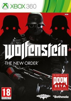Wolfenstein : The New Order18 ans et + Bethesda Softworks