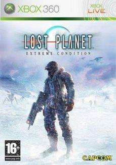 Lost Planet : Extreme Condition16 ans et + Action Capcom