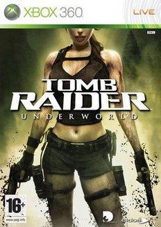 Tomb Raider Underworld16 ans et + Aventure Eidos