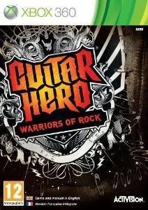 Guitar Hero : Warriors Of Rock12 ans et + Activision Jeux de société