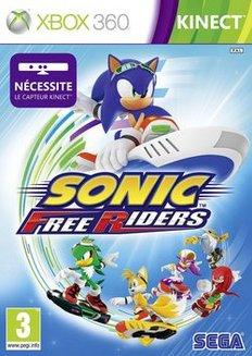 Sonic Free RidersSega