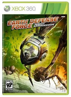 Earth Defense Force : Insect ArmageddonD3Publisher