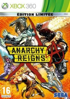 Anarchy ReignsSega