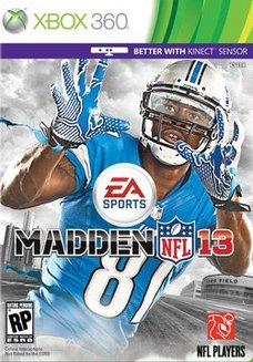 Madden NFL 13Electronic Arts